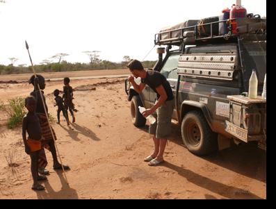 An ethiopian journey towards a tragedy